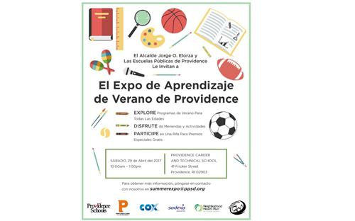 Summer Learning Expo Spanish