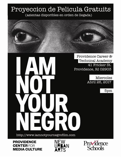 I am not your negro spa