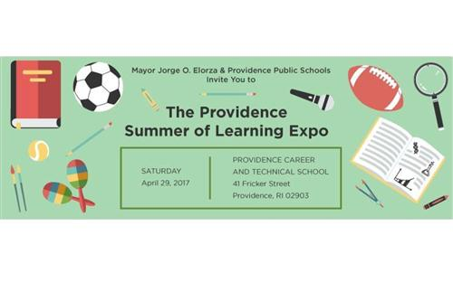 Summer Learning Expo 2017