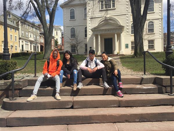 10th Grade Walking Tour