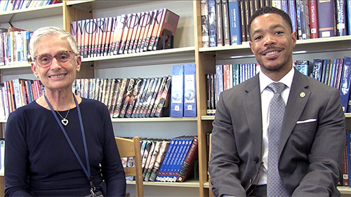 Providence Schools Dr Gallo And Vernon Brundage Interview